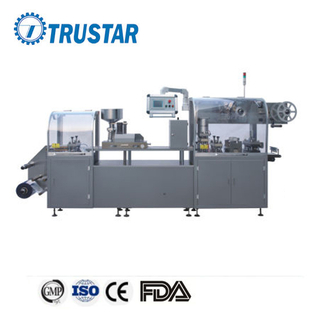 Fully Automatic Blister Packaging Machine DPP-250